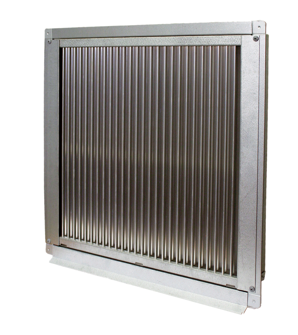 Webb Air Ventilator : Weather protection exterior grating resema ab luftfilter